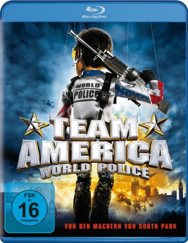 Team America - World Police (UMD-Film) (PSP) -- via Amazon Partnerprogramm