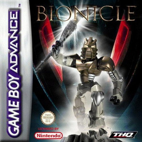 LEGO Bionicle - Mata Nui (GBA) -- via Amazon Partnerprogramm