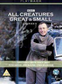 All Creatures Great And Small Season 5 (DVD) (UK)