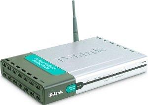 D-Link AirXpert DI-774 Router