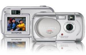 Olympus Camedia D-390