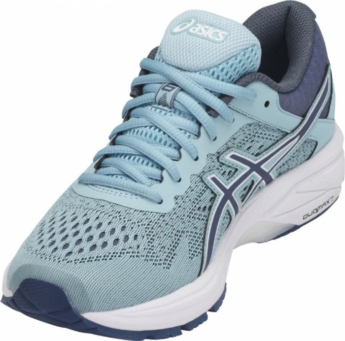 Asics GT-1000 6 porcelain blue smoke blue white (ladies) (T7A9N-1456)  starting from £ 36.50 (2019)   Skinflint Price Comparison UK b1e9d56553e1