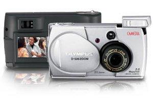 Olympus Camedia D-520 Zoom