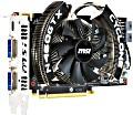 MSI N460GTX Cyclone 1GD5, GeForce GTX 460, 1GB GDDR5, 2x DVI, Mini HDMI (V232-014)