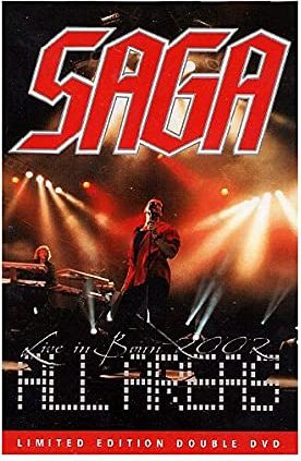 Saga - All Areas/Live in Bonn 2002 -- via Amazon Partnerprogramm