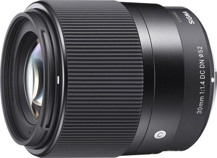 Sigma Contemporary 30mm 1.4 DC DN für Micro-Four-Thirds (302963)
