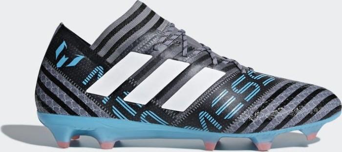374e731066c0 adidas Nemeziz Messi 17.1 FG grey ftwr white core black (men ...