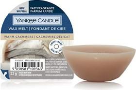 Yankee Candle Warm Cashmere Duftwachs, 22g