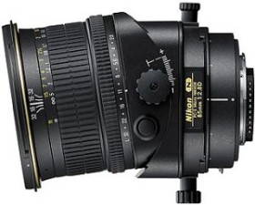Nikon PC-E 85mm 2.8D ED Tilt/Shift schwarz (JAA634DA)
