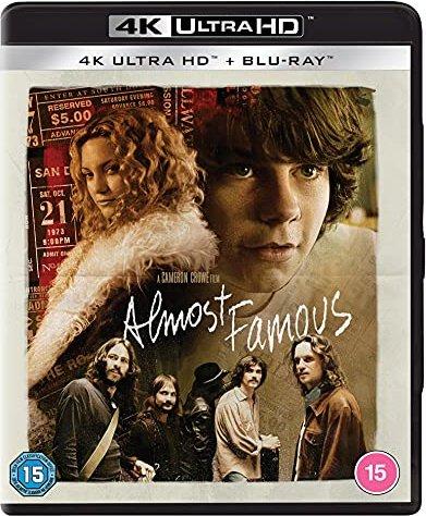 Almost Famous (Blu-ray) (UK) -- via Amazon Partnerprogramm