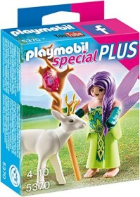playmobil Special Plus - Fee mit Zauber-Reh (5370)