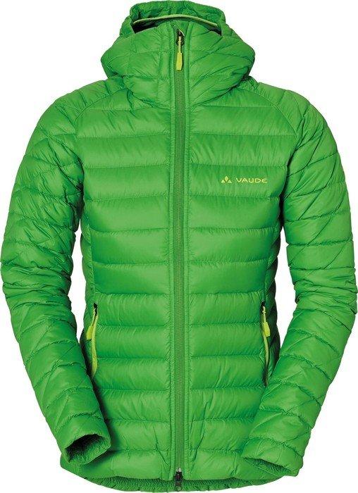 b31f1e6da VauDe Kabru Hooded II Jacket parrot green (ladies) starting from ...