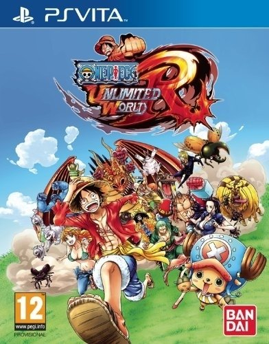 One Piece: Unlimited World Red (deutsch) (PSVita)