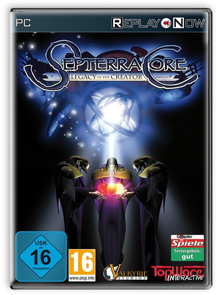 Septerra Core (German) (PC)