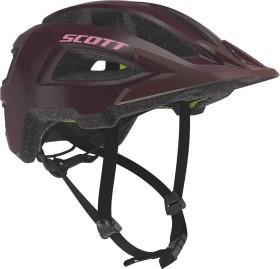 Scott Groove Plus Helm maroon red (275208-6445)