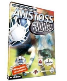 Anstoss 2005 (PC)