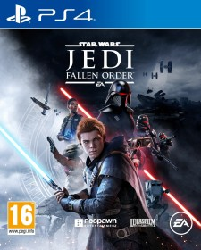 Star Wars Jedi: Fallen Order - Deluxe Edition (PS4)