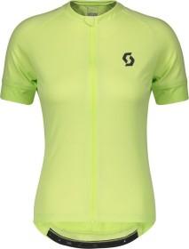 Scott Endurance 10 Trikot kurzarm sharp green/black (Damen) (270522-6195)