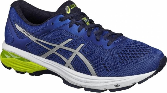 finest selection 4aaaa 80499 Asics GT-1000 6 limoges/silver/peacoat (Herren) (T7A4N-4993) ab € 88,42