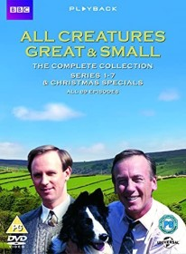 All Creatures Great And Small Box (Season 1-7) (UK)