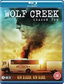 Wolf Creek (Blu-ray) (UK)