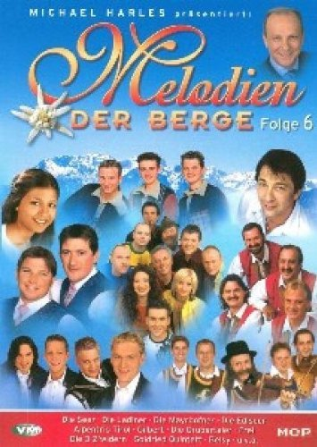 Melodien der Berge Vol. 6 -- via Amazon Partnerprogramm
