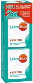Hübner LactoStop 5500 FCC Tabletten, 240 Stück (2x 120 Stück)