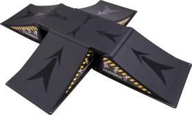Hudora Skater ramps set 5-piece (11118)