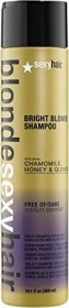 Sexy Hair Bright Blonde Shampoo, 300ml