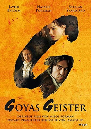 Goyas Geister -- via Amazon Partnerprogramm