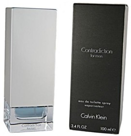 Calvin Klein Contradiction for Men Eau de Toilette, 100ml