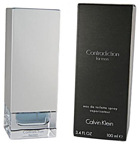 Calvin Klein Contradiction for Men Eau de Toilette 100ml -- © Design4Stars