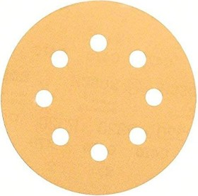 Bosch Professional C470 Best for Wood and Paint random orbit sander sheet 115mm K60, 5-pack (2608605059)