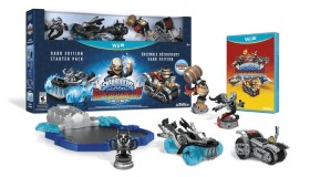 Skylanders: Superchargers - Starter Pack - Dark Edition (WiiU)