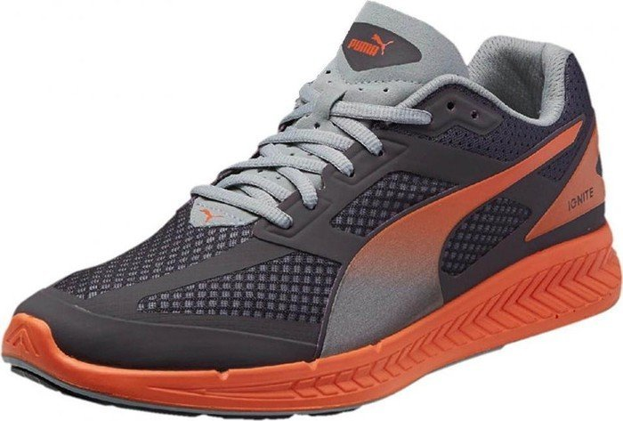 Puma Ignite Mesh periscopequarryvermillion orange (Herren) (188584 03) ab € 109,95