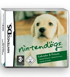Nintendogs - Labrador & Friends (German) (DS)