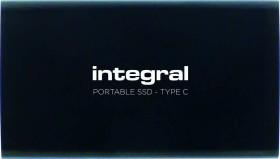 Integral USB 3.1 Portable SSD with Type-C 120GB, USB-C 3.1 (INSSD120GPORT3.1AC)