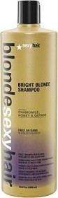 Sexy Hair Bright Blonde Shampoo, 1000ml
