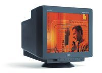 NEC MultiSync FE770-BK, 70KHz, czarny