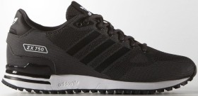 adidas ZX 750 shadow black/core black/ftwr white (Herren) (S79195)