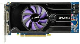 Sparkle GeForce GTX 460, 2GB GDDR5, 2x DVI, mini HDMI (SXX4602048D5SNM)