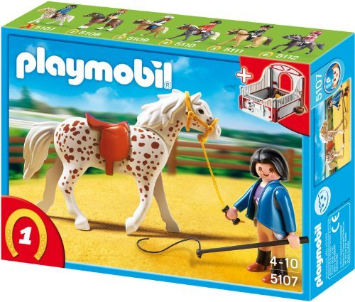 playmobil Country - Knabstrupper (5107)