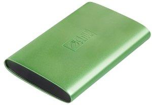 """chiliGREEN Ovado grün 500GB, 2.5"""", USB 3.0 Micro-B (11400439)"""