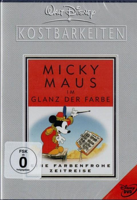 Walt Disney Kostbarkeiten 1: Micky Maus im Glanz der Farbe -- via Amazon Partnerprogramm