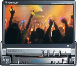 Kenwood KVT-925DVD