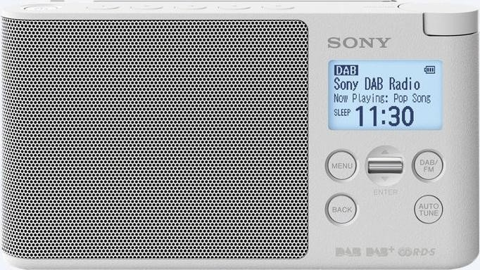 Sony XDR-S41D white