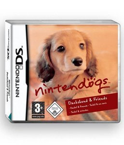 Nintendogs - Dachshund & Friends (German) (DS)