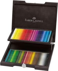 Faber-Castell Polychromos Künstlerfarbstift sortiert, 72er-Set (110072)
