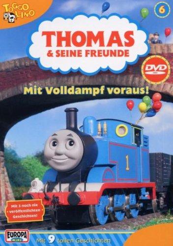 Thomas und seine Freunde 6 - Mit Volldampf voraus -- via Amazon Partnerprogramm