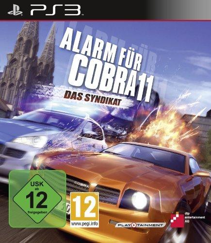 RTL: Alarm Für Cobra 11 - Das Syndikat (deutsch) (PS3) -- via Amazon Partnerprogramm
